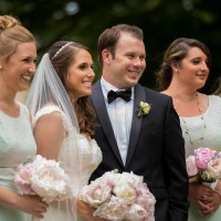 Wedding party photo ideas - Michael David Photography
