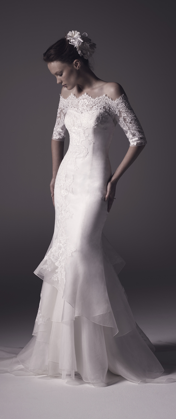 Amaré Couture Spring 2016 Bridal Collection