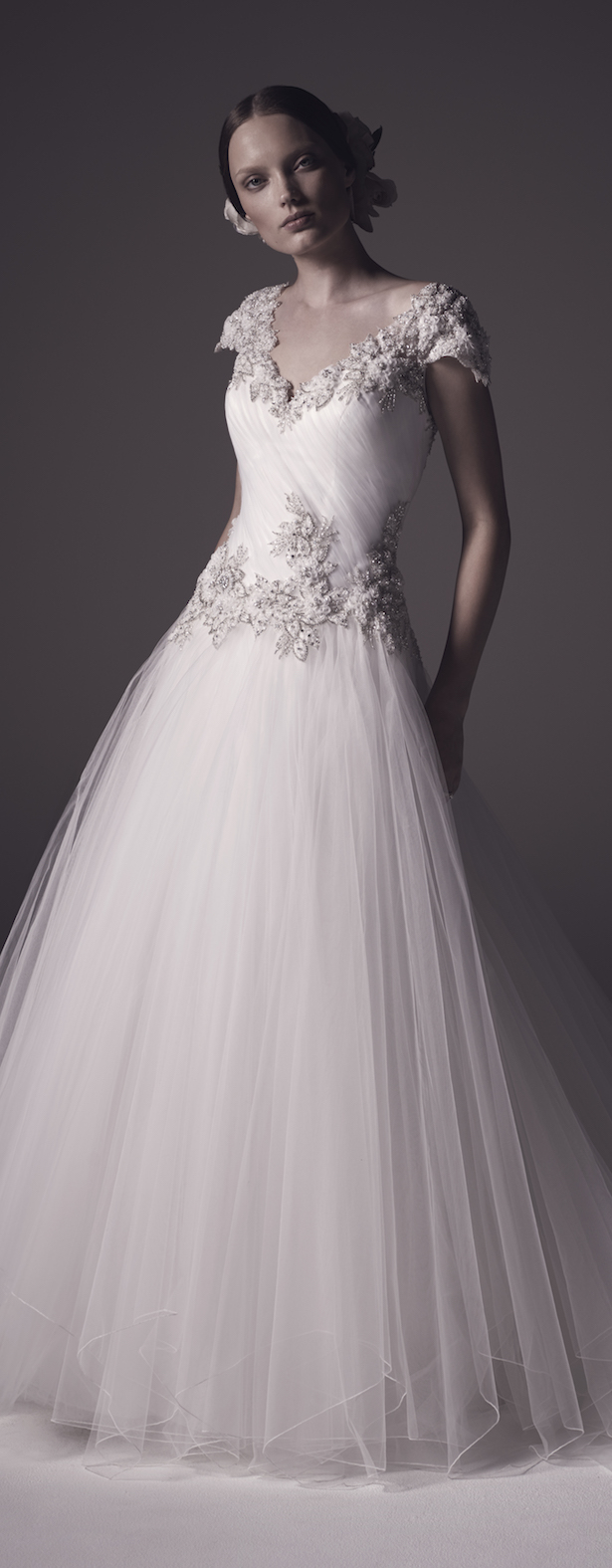 Fit N Flare Wedding Dresses 33 Beautiful Amar Couture Spring Bridal
