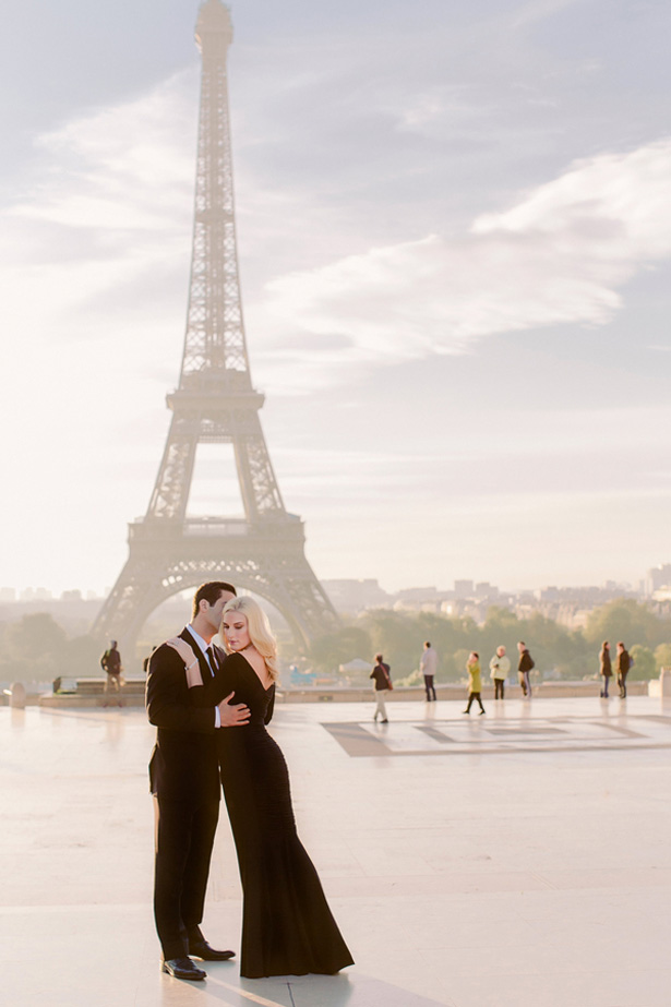 Wedding Anniversary in Paris