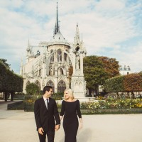 Paris Wedding Anniversary - Anna Roussos