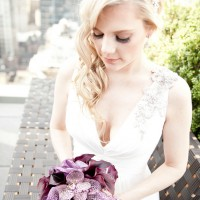 Bride portrait - Dawn Joseph Photography