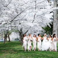 bridesmaids photo idea - Keith Cephus Photography
