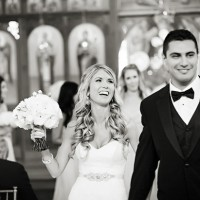 Church wedding ceremony - Limelight Photography