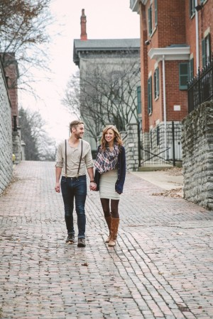 fall engagement ideas - Meagan White Photo