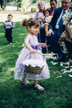 flower girl - Bryan Sargent Photography