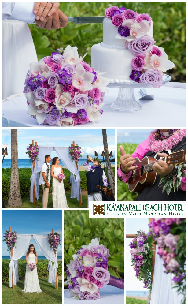"""Kā'anapali Beach: Where The """"It"""" Couples Tie The Knot"""