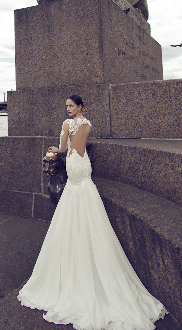 Nurit Hen 2016 Wedding Dress