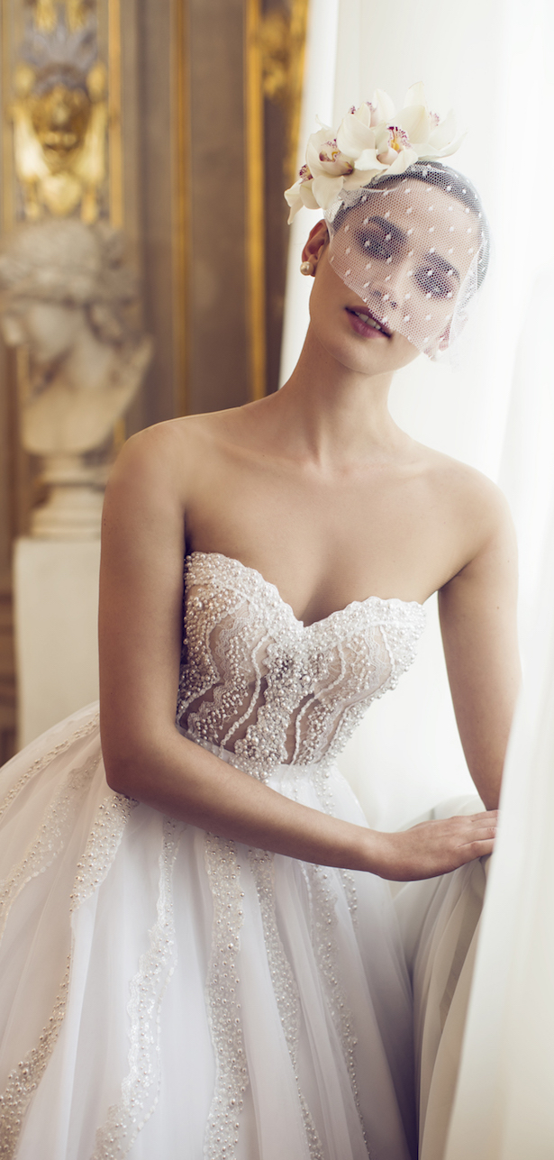 Nurit Hen 2016 Bridal Collection