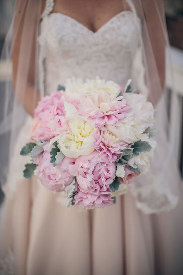 Stunning Wedding Bouquet - Richard Bell Photography