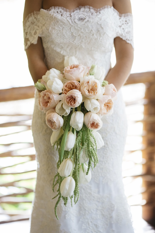 Stunning Wedding Bouquet - Photographed by Stephen Karlisch