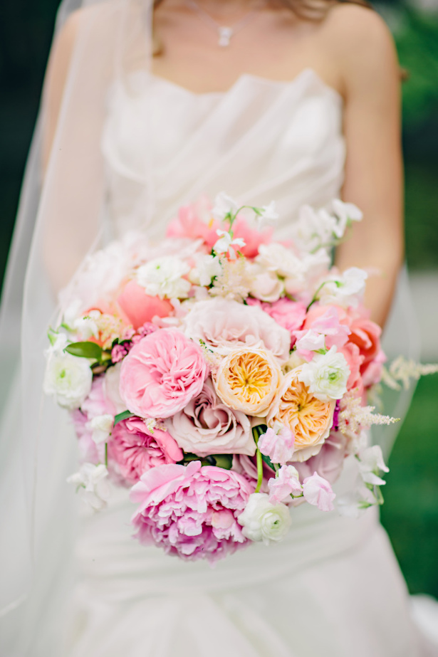 Stunning Wedding Bouquet - K. Holly Photography