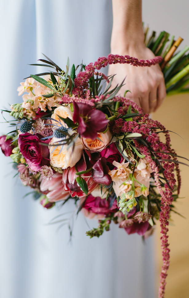 Stunning Wedding Bouquet - Maggie Fortson Photography