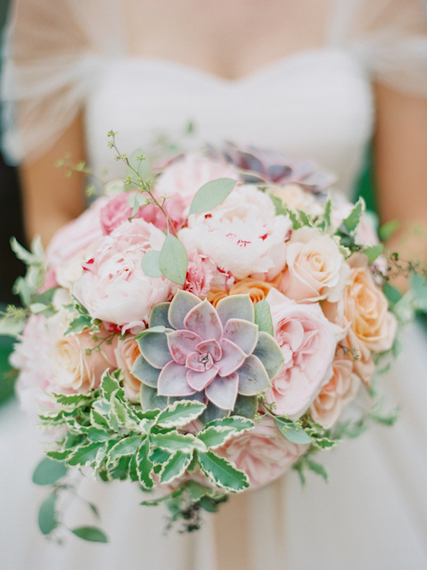 Stunning Wedding Bouquet - Michael And Anna Costa Photography