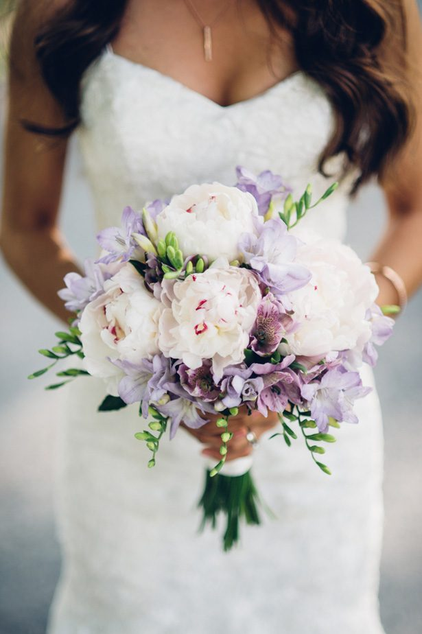 Lilac Mountain Wedding