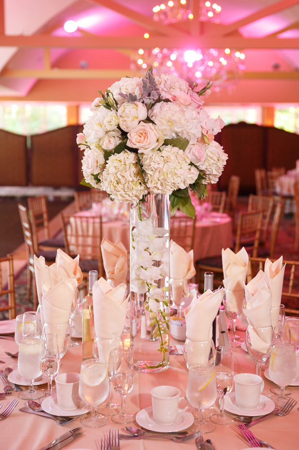 wedding centerpiece - Candace Jeffery Photography