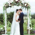 Beautiful Farm WedDing - Dan and Melissa