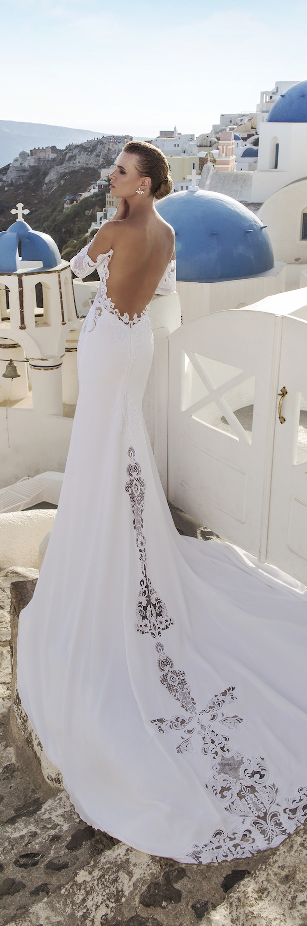 Tropical Island Wedding Dresses