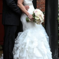 wedding dress - Keith Cephus Photography