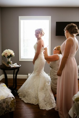 wedding dress - Candace Jeffery Photography