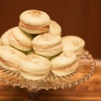 Wedding Macaroons - LLC Heather Mayer Photography