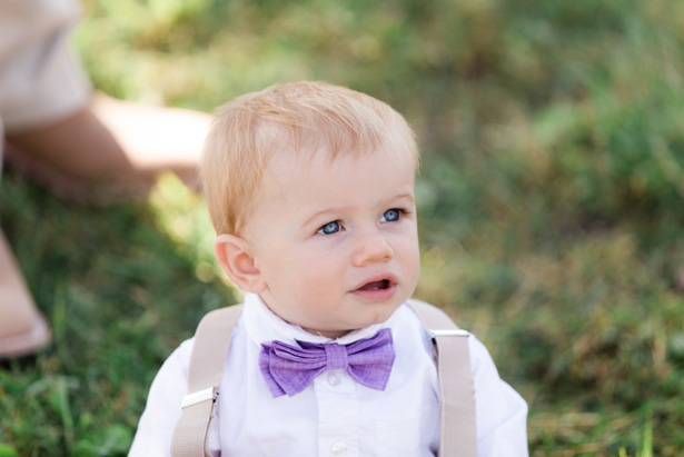 Ring bearer - Dan and Melissa