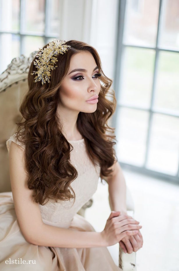Hairstyles For A Summer Wedding : 20 gorgeous wedding hairstyles belle the magazine
