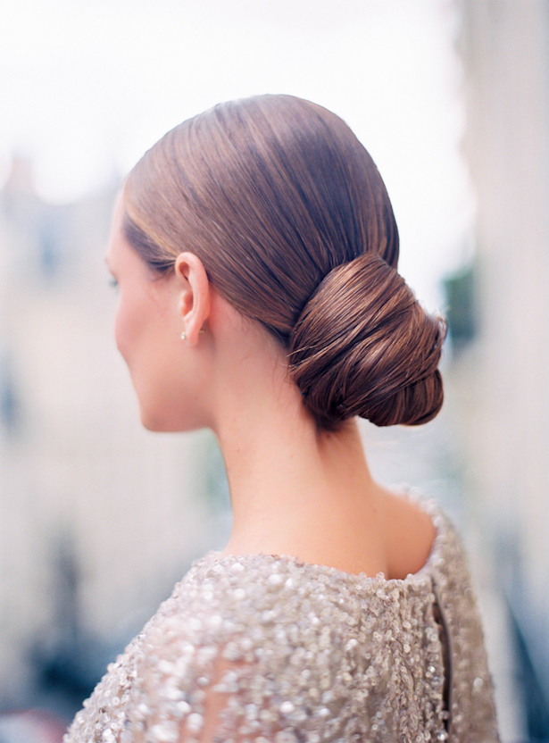 Wedding Hairstyle - Photography: Le Secret D'Audrey