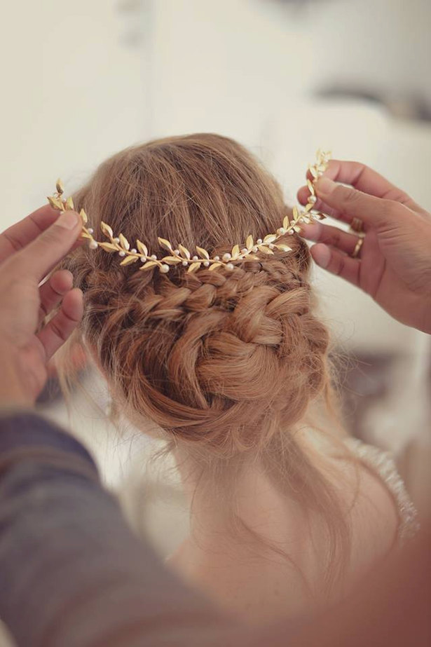 Wedding Hairstyle -