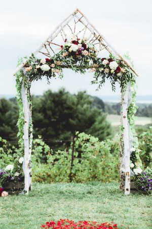 wedding inspiration - Dan and Melissa