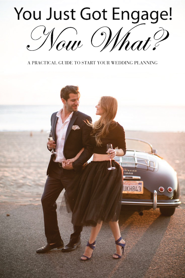 You just got engaged, now what? - Janna Williams Photography
