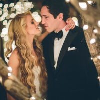 Beautiful wedding photo - Kane and Social