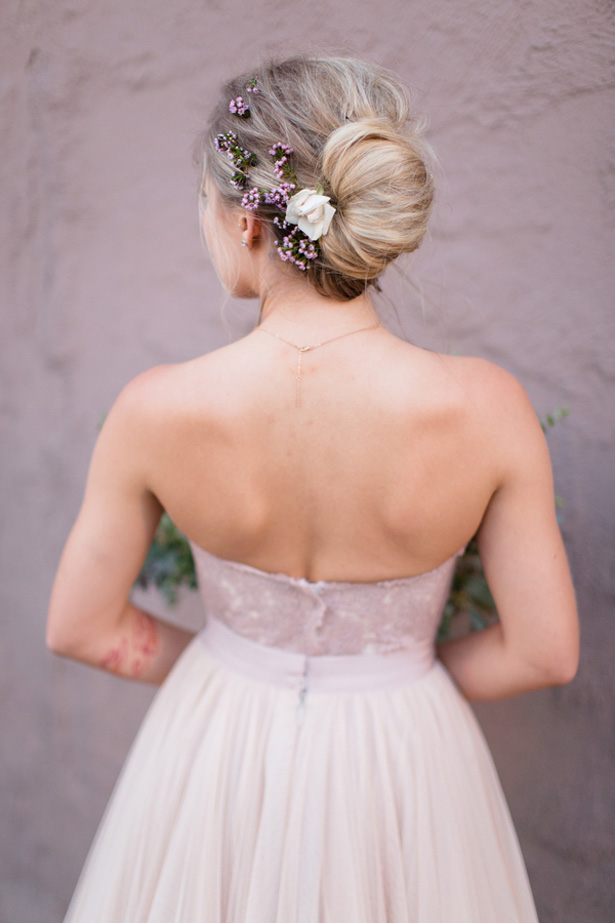 Bridal hair accessories - Watson Studios