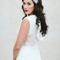 Bridal portrait -Blue Bend Photography