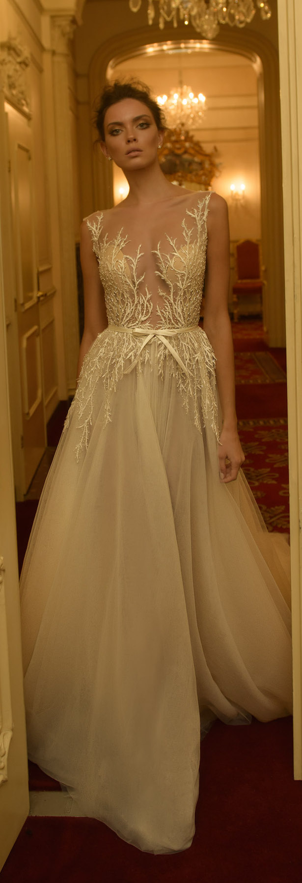 Ester haute couture 2016 bridal collection belle the for Haute couture houses 2016