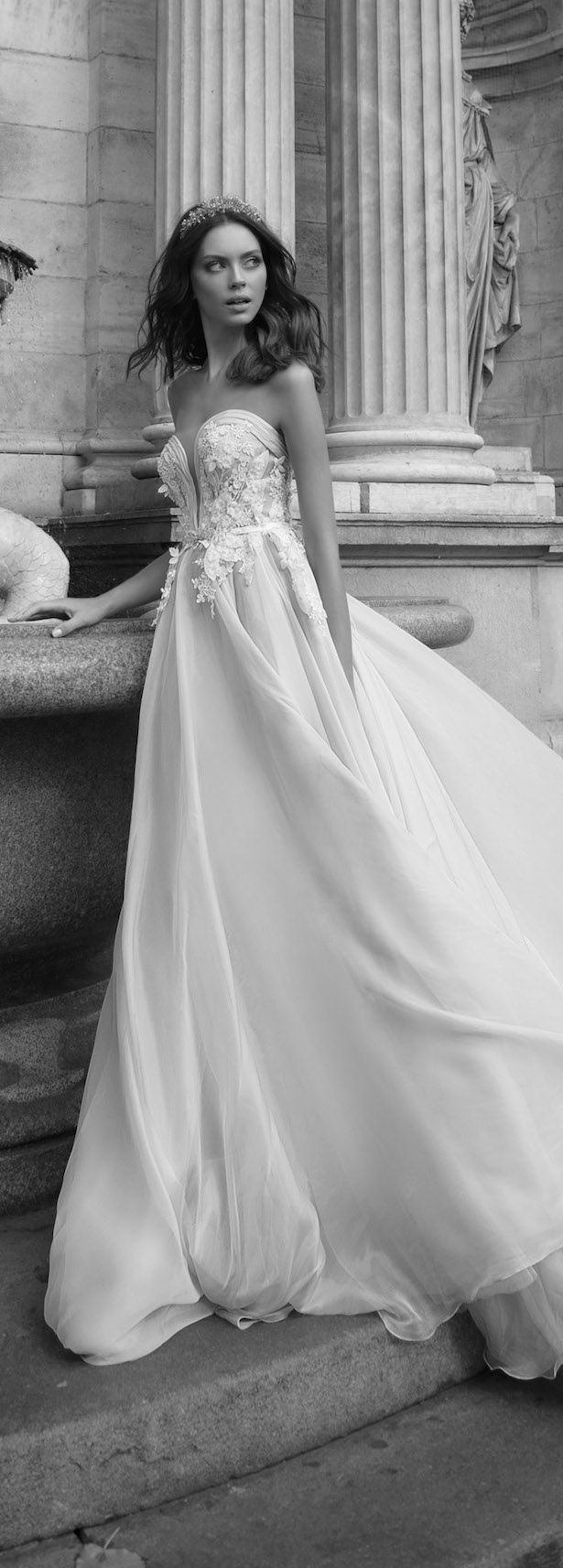 Ester haute couture 2016 bridal collection belle the for 50 haute couture