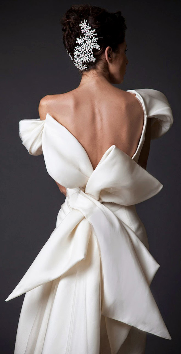 Krikor Jabotian Fall/Winter 2014-2015