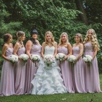 Laventer bridesmaid dresses - Ten·2·Ten Photography