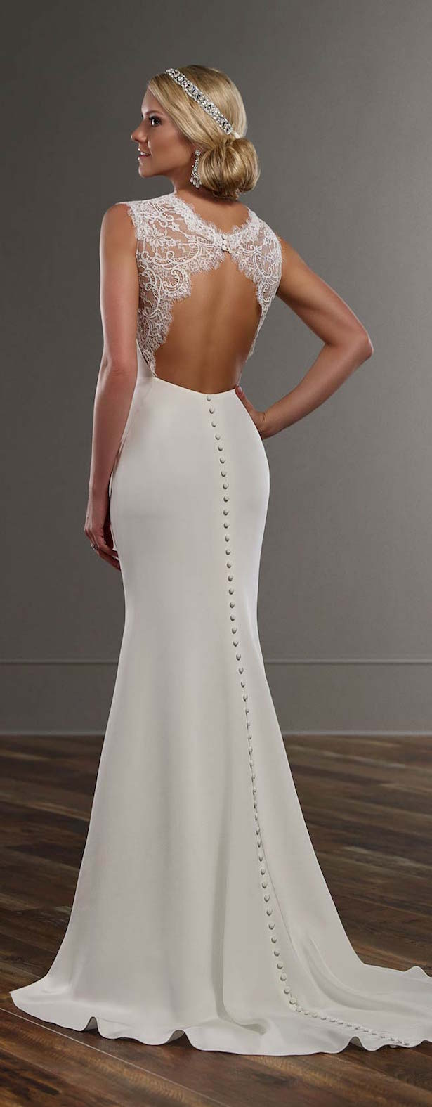 Martina Liana Spring 2016 Wedding Dress