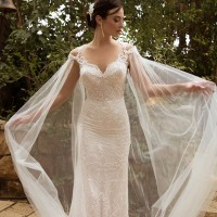 Naama & Anat Bridal Primavera collection 2017 CAPE