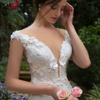 Naama & Anat Bridal Primavera collection 2017 ROMANCE CLOSE