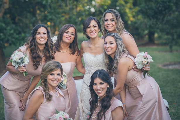 Nutreal bridesmaid dresses - Kane and Social