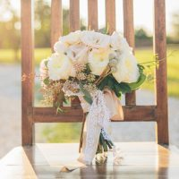 Wedding bouquet - Kane and Social