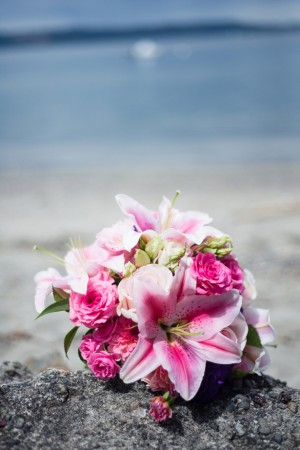 Wedding bouquet - Laura Elizabeth