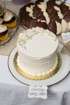 Wedding cake - Laura Elizabeth