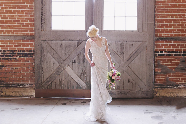 Sophisticated Bride - Kim Spath Photography