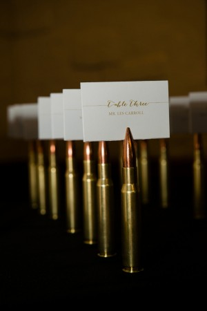 Wedding escort cards - Shawna Hinkel Photography