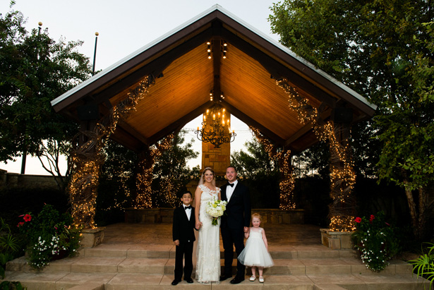 Wedding family photo - Shawna Hinkel Photography