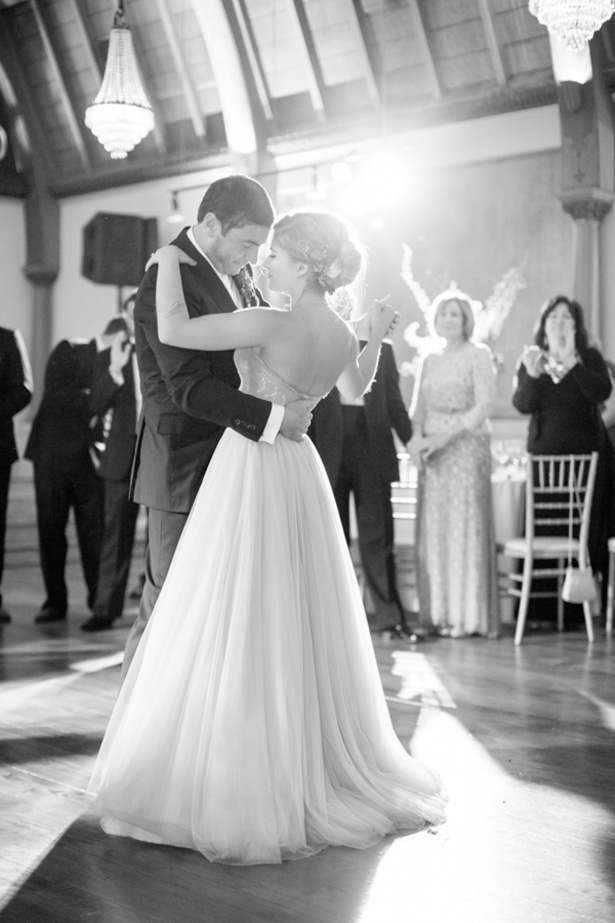 Wedding first dance - Watson Studios