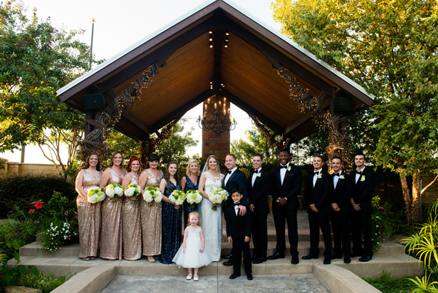 Wedding party - Shawna Hinkel Photography